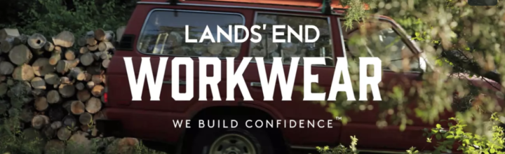 Jonathan Chapman for Lands' End Workwear